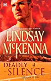 Deadly Silence (Jackson Hole, Wyoming) by  Lindsay McKenna in stock, buy online here