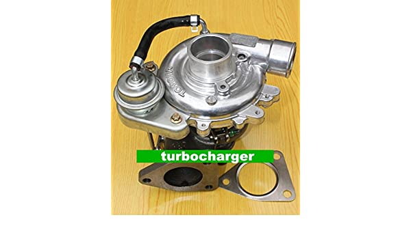 Amazon.com: GOWE turbocharger for CT16 17201-30030 17201-30120 1720130120 1720130030 turbocharger turbo Toyota Hiace Hilux 2.5 D4D 102HP 2KD-FTV Oil cooled: ...