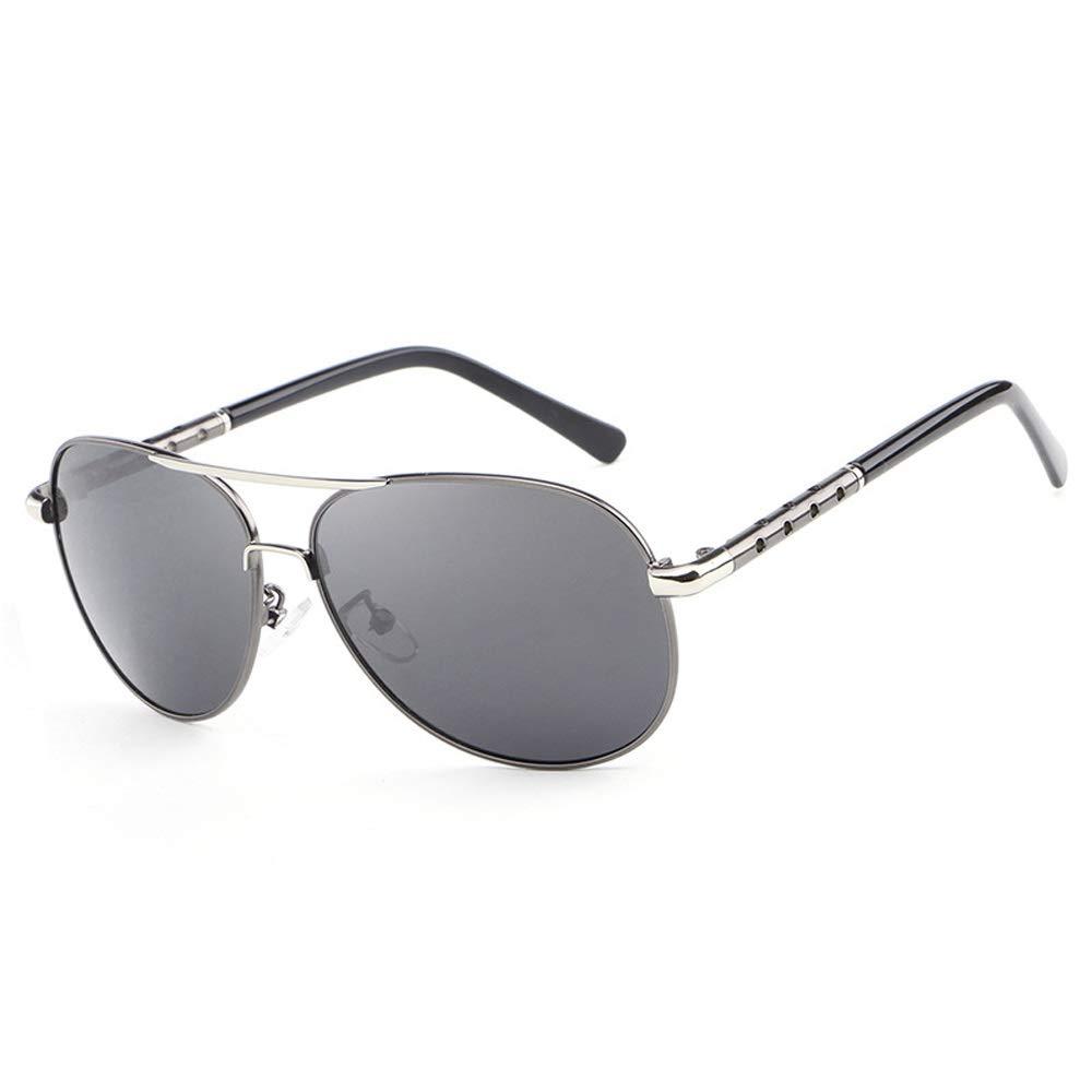 Mens Classic Frameless Fashion Sunglasses Frog Mirror Polarized Mens Sunglasses CONGJIEUS Sunglasses