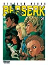 Berserk, tome 24 par Miura