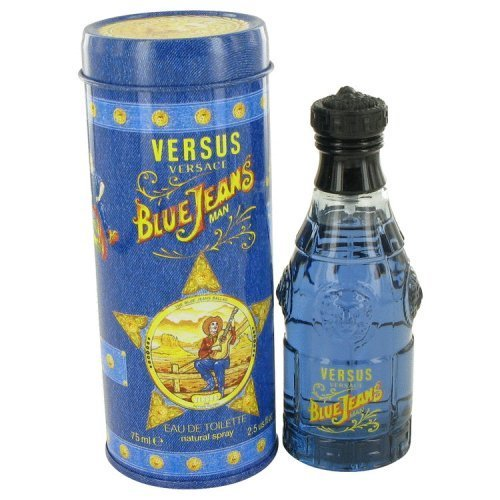 (BLUE JEANS by Gianni Versace EDT SPRAY 2.5 OZ for MEN)