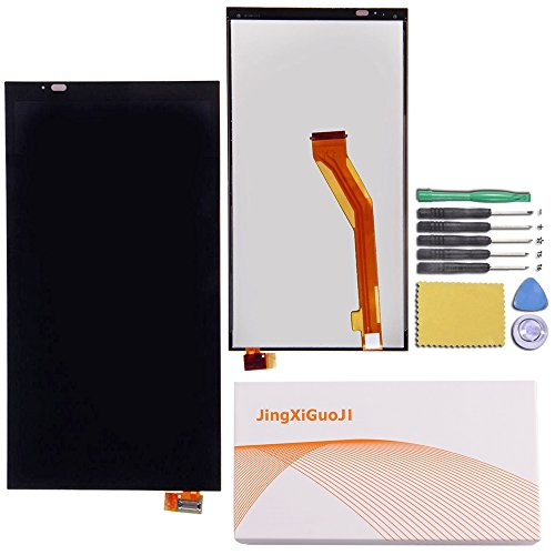 JingXiGuoJi® Replacement Digitizer and Touch Screen LCD Assembly with Tools for HTC Desire 816