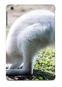 PbiKsME311CotBF Tough Ipad Mini/mini 2 Case Cover/ Case For Ipad Mini/mini 2(white Kangaroo ) / New Year's Day's Gift
