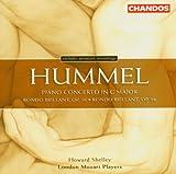 Hummel: Piano Concerto in C major, Op.34a/ Rondo in Bb