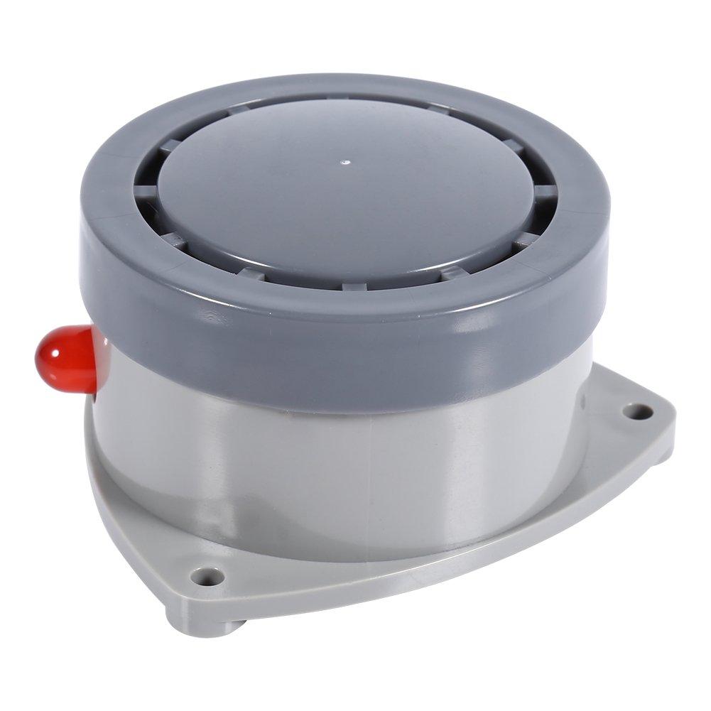1 pcs Alto Decibel Detector de Fugas de Agua Sensor de Luz de Alarma Dispositivo de Sonido Doméstico ABS Plastic Socialme-EU: Amazon.es: Hogar