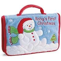 Gund Baby's First Christmas Photo Album