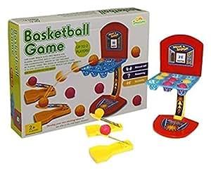 Amazon.com: Little Treasures Ball Shoot Basketball Game