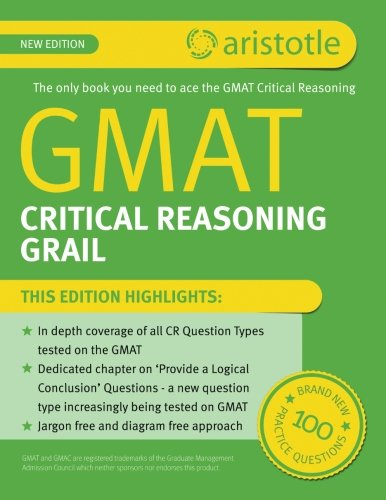 GMAT Critical Reasoning Grail