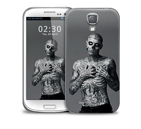 Zombie Boy, Tatuaje Esqueleto y cr‡neo Samsung Galaxy S3 GS3 pl ...