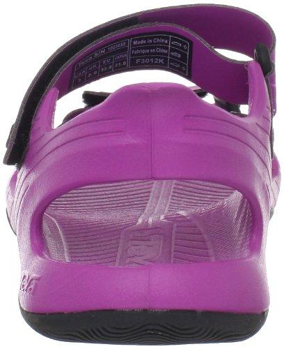 Teva Barracuda 8965 - Sandalias para niños Morado (Violett (purple 976))