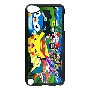 DIY Design Pokemon Printed-Protective Plastic Cover Case for iPod Touch 5/5th Generation (Hard Plastic)Perfect for Christmas gift