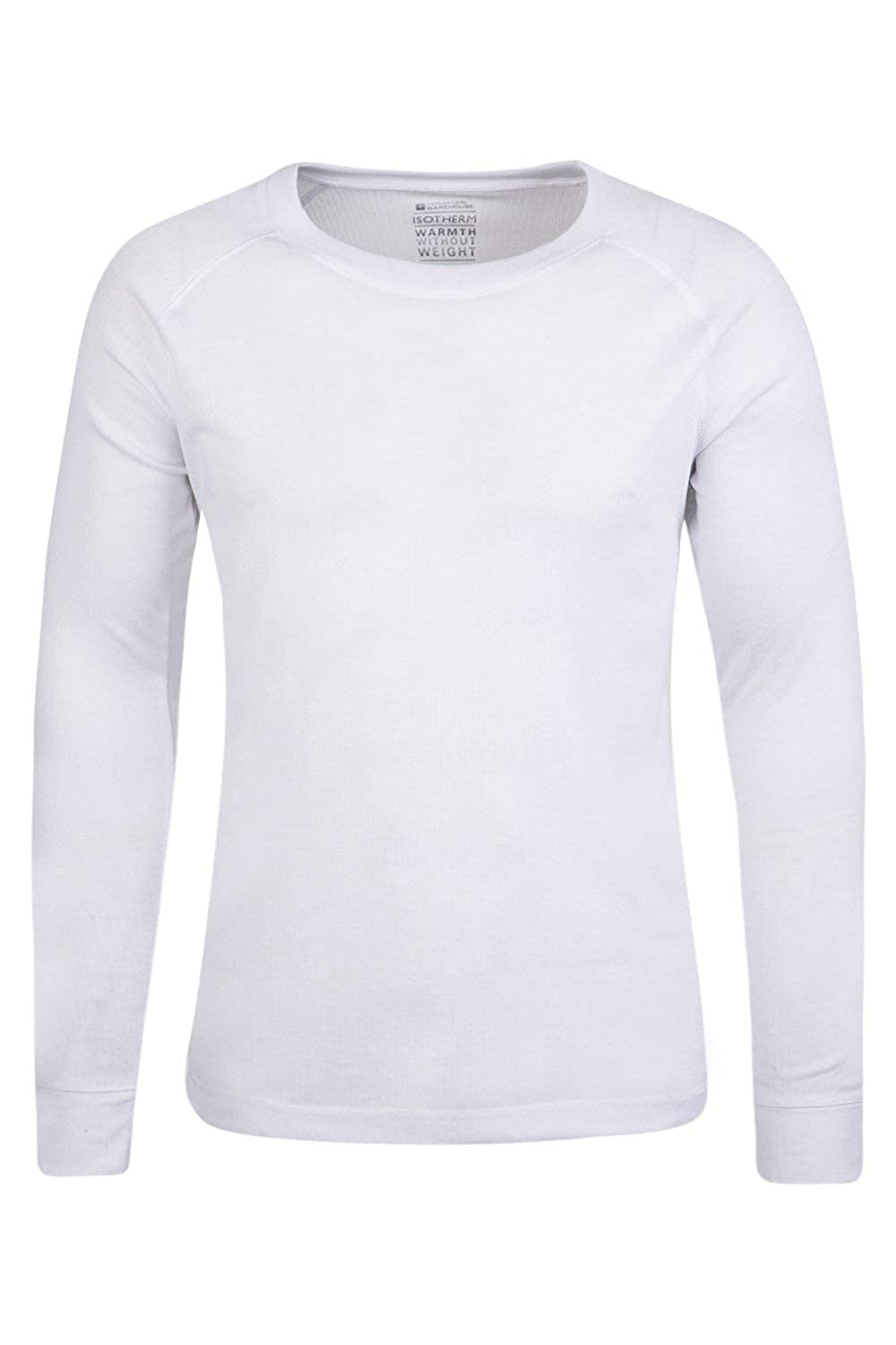 4f2e82defb0 Mountain Warehouse Talus Mens Thermal Baselayer Top - Quick Drying Winter  Jumper