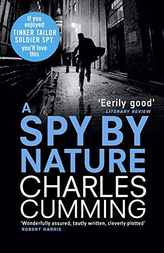 A Spy by Nature (Alec Milius 1)