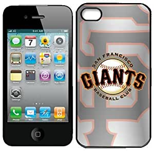 MLB San Francisco Giants Iphone 4 and 4s Case Cover