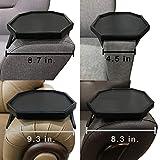 Sofa Arm Clip Table, Armrest Tray
