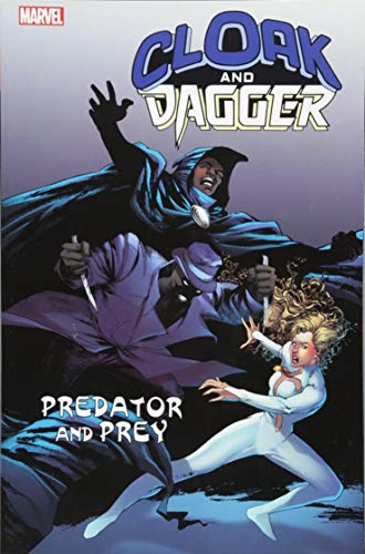 Predator Dagger - Cloak and Dagger: Predator and Prey