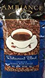32oz Ambiance Restaurant Blend Premium Whole Bean Coffee (2 Pounds Total)