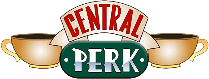 Amazon Com 18 Central Perk 1 Friends Coffee Shop Logo Sign Removable Fabric Vinyl Wall Sticker Home Kitchen In this page, you can download any of 35+ central perk logo. 18 central perk 1 friends coffee shop logo sign removable fabric vinyl wall sticker