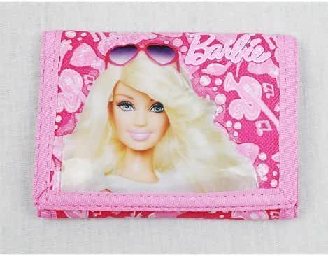 Mattel Girls' Licensed Barbie Trifold Wallet Sunglasses