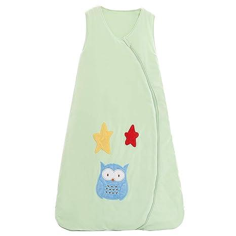 schlabigu Saco de Dormir para bebé, de algodón, para niños ...