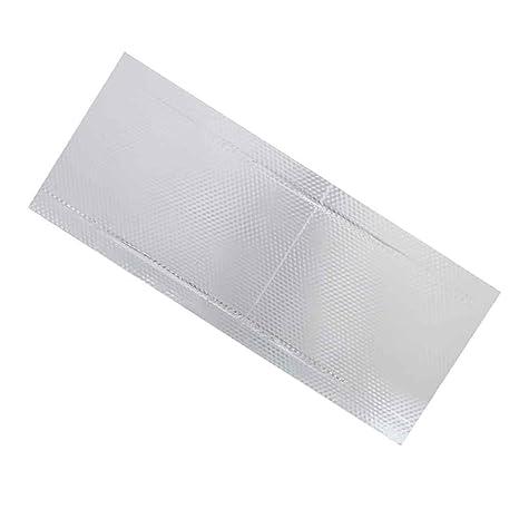 Aceite de Cocina Prueba Etiqueta a Prueba de Agua Estufa del Papel de Aluminio Cubiertas Auto