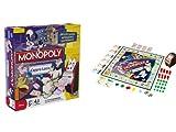 Juegos en familia Hasbro - Monopoly Cajero Loco 00271105