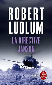 La directive Janson - Robert Ludlum