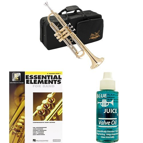 Jean Paul USA TR-330 with Essential Elements 2000 and Blue Juice Valve Oil by Jean Paul USA