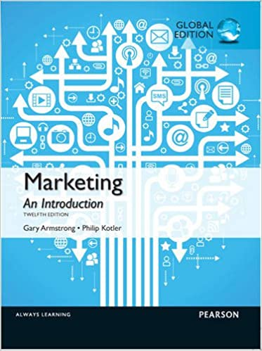 Marketing: An Introduction (13th Edition) ebook rar