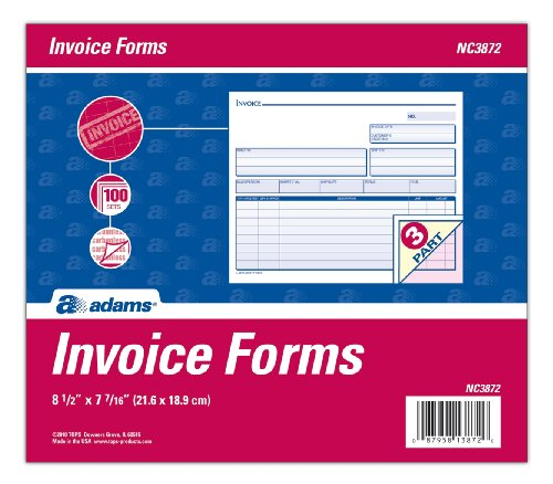 Asda Price Promise Receipt Amazoncom  Adams Invoice Unit Sets  X  Inches Part  A Receipt Of Payment Word with Invoice To Be Paid Excel Amazoncom  Adams Invoice Unit Sets  X  Inches Part  Carbonless Whitecanarypink  Sets Per Pack Nc  Blank Receipt  Forms  Office  What Is A Gross Receipt Pdf