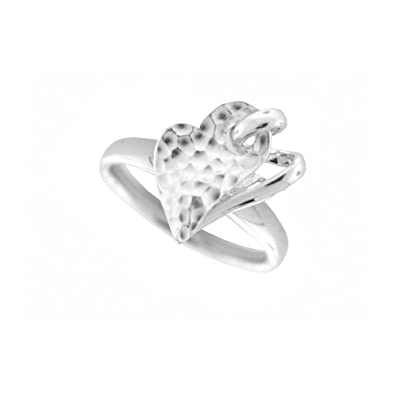 8eeef86a8 6765SIL Perfect Lover Ring, Size: K 1/2: Amazon.co.uk: Jewellery