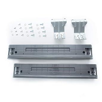 SKK-7A - Kit de apilamiento de lavadora y secadora para Samsung ...