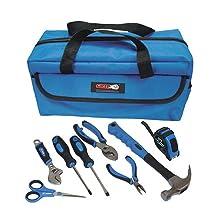Grip 96009 9 Pc Childrens Tool Kit