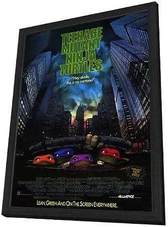 Amazon.com: Teenage Mutant Ninja Turtles: La película – 27 x ...