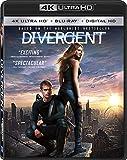 Divergent [4K UHD + Blu-ray]