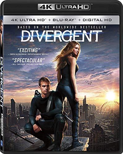 3 best divergent uhd