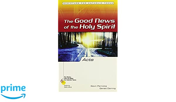 Amazon com: Acts: The Good New of the Holy Spirit (Six Weeks with