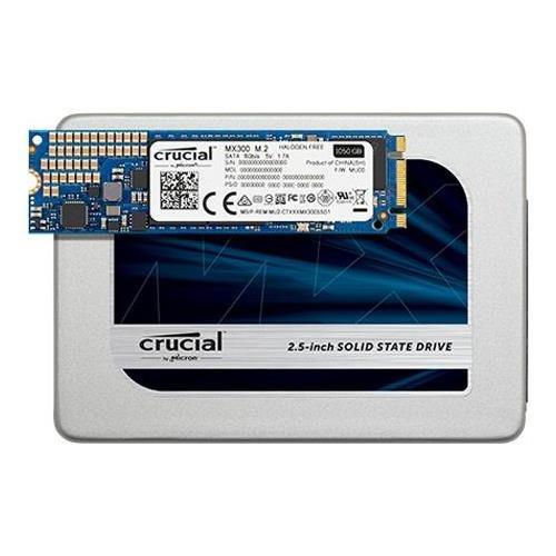 (Crucial MX300 525GB 3D NAND SATA M.2 (2280) Internal SSD - CT525MX300SSD4)