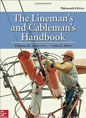 the lineman s and cableman s handbook thirteenth edition thomas m rh amazon com Sweet Quotes for Boyfriend