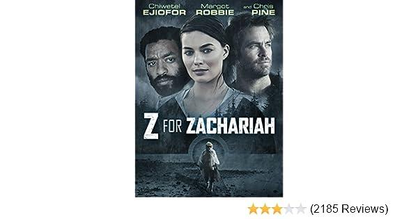 z for zachariah torrent
