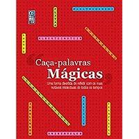 Caça palavras mágicas: Uma forma divertida de refletir com os mais notáveis intelectuais de todos os tempos