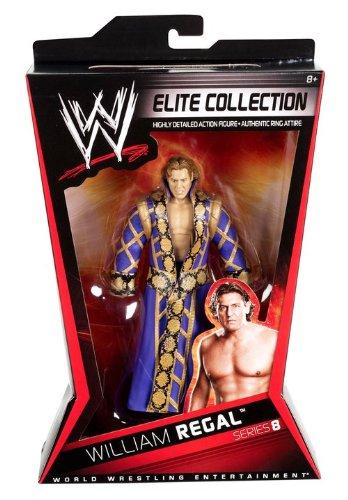(WWE Elite Collector William Regal Figure Series #8)