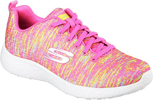 Burst Multi Adrenalin Women's Skechers Outdoor Multisport Shoes Pink FCRwvqd