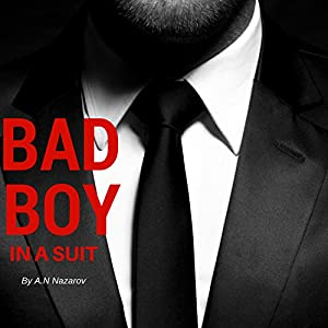Bad Boy in a Suit Audiobook