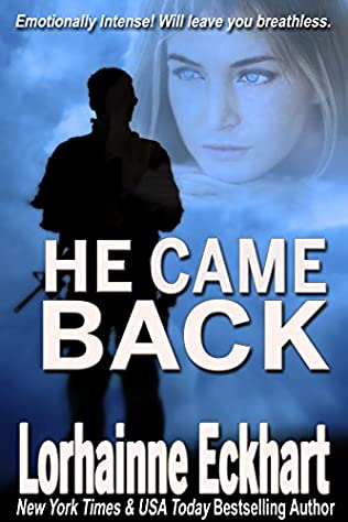 book cover of He Came Back