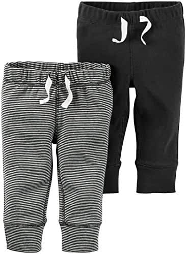 Carter's Unisex 2 Pack Jogging Pants (Baby)