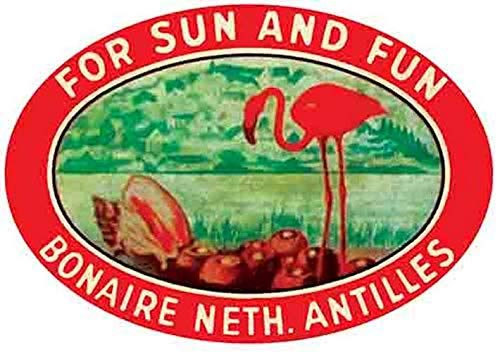 For Sun and Fun Bonaire Netherlands Antilles