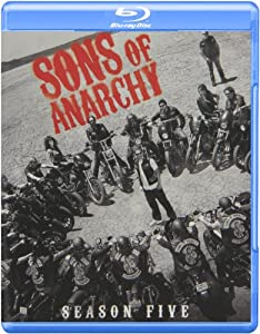 Cover Image for 'Sons of Anarchy: Season Five'