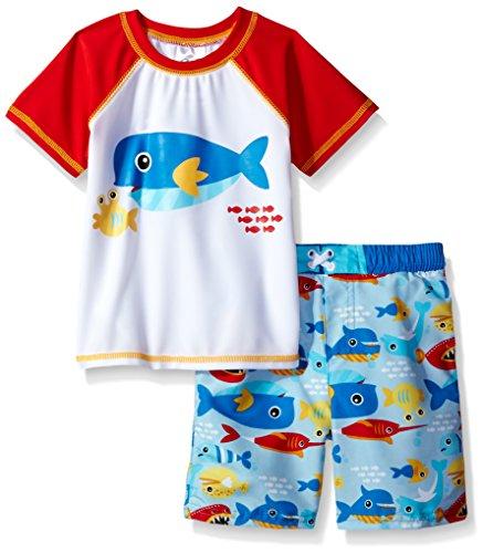 Infant Boys Bathing Suits - 8