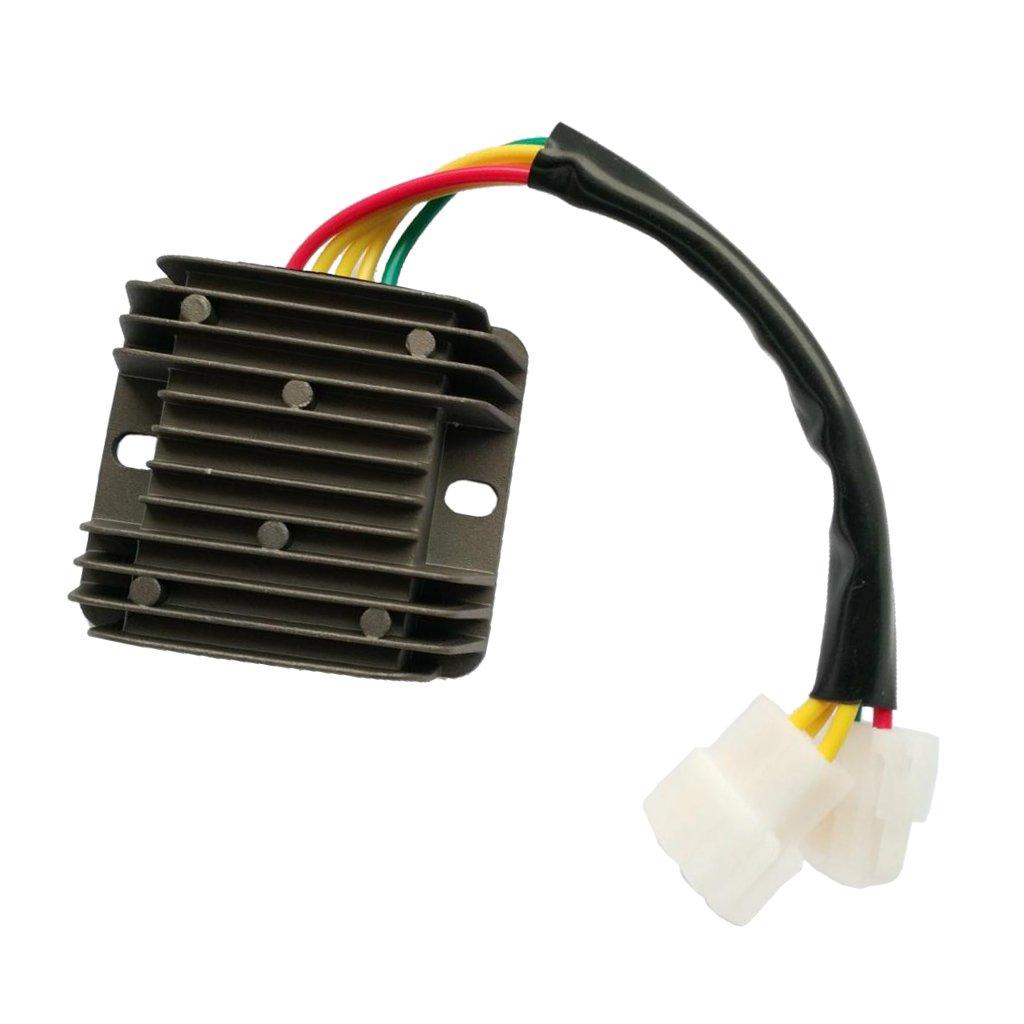 MagiDeal Voltage Regulator Rectifier For Hyosung GT650R GT650 GV650 GV700 ST7 GT650S